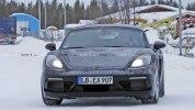 Фото нового Porsche 718 Boxster в камуфляже - фото 9