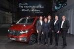 Volkswagen представила рестайлиновый минивэн Multivan - фото 3