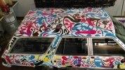 Ford LTD Station с граффити продают за 2,25 миллиона долларов - фото 1