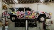Ford LTD Station с граффити продают за 2,25 миллиона долларов - фото 10