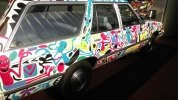 Ford LTD Station с граффити продают за 2,25 миллиона долларов - фото 2