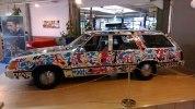 Ford LTD Station с граффити продают за 2,25 миллиона долларов - фото 4