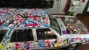 Ford LTD Station с граффити продают за 2,25 миллиона долларов - фото 6