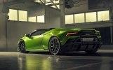 Обновленный Lamborghini Huracan представлен в открытой версии Spyder - фото 1