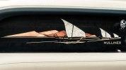 Депутатам не показывать: Bentley Bentayga c «перламутровым» салоном - фото 2