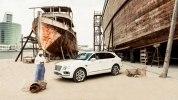 Депутатам не показывать: Bentley Bentayga c «перламутровым» салоном - фото 6