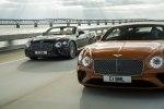 Bentley представила новые модификации купе Continental GT и GT Convertible - фото 2