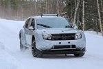 Renault вывел на тесты полностью электрический Duster - фото 9