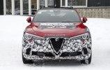 В Сеть «слили» фото трех экземпляров кроссовера Alfa Romeo Stelvio - фото 7