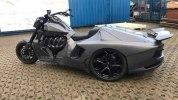Что за зверь такой Boss Hoss Lamborghini? - фото 4