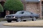 Shelby GT500, покрытый 40-летней пылью, продадут на аукционе - фото 1