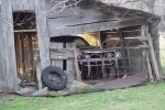 Shelby GT500, покрытый 40-летней пылью, продадут на аукционе - фото 3