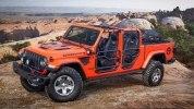 Jeep представила несколько исполнений своего нового пикапа Gladiator - фото 1