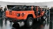 Jeep представила несколько исполнений своего нового пикапа Gladiator - фото 10