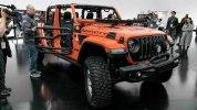 Jeep представила несколько исполнений своего нового пикапа Gladiator - фото 11