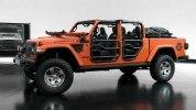 Jeep представила несколько исполнений своего нового пикапа Gladiator - фото 12