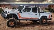 Jeep представила несколько исполнений своего нового пикапа Gladiator - фото 13