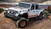 Jeep представила несколько исполнений своего нового пикапа Gladiator - фото 14