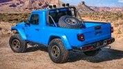 Jeep представила несколько исполнений своего нового пикапа Gladiator - фото 19