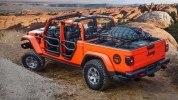 Jeep представила несколько исполнений своего нового пикапа Gladiator - фото 2