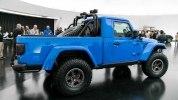 Jeep представила несколько исполнений своего нового пикапа Gladiator - фото 22