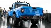 Jeep представила несколько исполнений своего нового пикапа Gladiator - фото 24