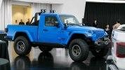 Jeep представила несколько исполнений своего нового пикапа Gladiator - фото 26
