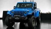 Jeep представила несколько исполнений своего нового пикапа Gladiator - фото 27