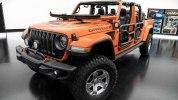 Jeep представила несколько исполнений своего нового пикапа Gladiator - фото 3