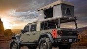 Jeep представила несколько исполнений своего нового пикапа Gladiator - фото 39
