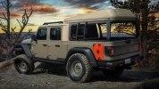 Jeep представила несколько исполнений своего нового пикапа Gladiator - фото 41