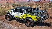 Jeep представила несколько исполнений своего нового пикапа Gladiator - фото 50