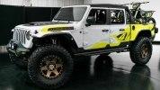 Jeep представила несколько исполнений своего нового пикапа Gladiator - фото 53