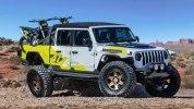 Jeep представила несколько исполнений своего нового пикапа Gladiator - фото 61