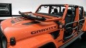 Jeep представила несколько исполнений своего нового пикапа Gladiator - фото 7