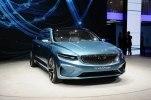 Седан Geely Preface: платформа Volvo и новое лицо - фото 14
