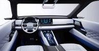 Mitsubishi привезла в Шанхай свой новый концепт e-Yi - фото 1