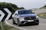 Mercedes-Benz обновила семейство «заряженных» кроссоверов GLC 63 4Matic+ - фото 1