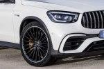 Mercedes-Benz обновила семейство «заряженных» кроссоверов GLC 63 4Matic+ - фото 28