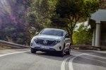 Mercedes-Benz представила особую версию электрического кроссовера EQC Edition - фото 10