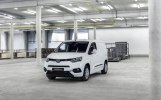 Toyota представила «каблучок» ProAce City для европейского рынка - фото 2