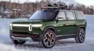 Американский Rivian выпустит шесть электромобилей к 2025 году - фото 5