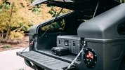 Американцы построили «трижды черный» 510-сильный Hummer H1 - фото 1