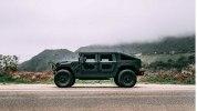 Американцы построили «трижды черный» 510-сильный Hummer H1 - фото 11