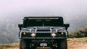 Американцы построили «трижды черный» 510-сильный Hummer H1 - фото 7