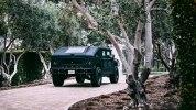 Американцы построили «трижды черный» 510-сильный Hummer H1 - фото 8
