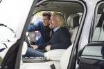 Land Rover подготовило специальную версию Range Rover для астронавтов - фото 5