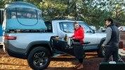 Rivian представила «дом на колесах» на базе своего электрического пикапа R1T - фото 12