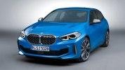 «Единичка» BMW третьего поколения переехала на переднеприводную платформу - фото 1