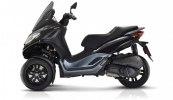 Новый трехколесный скутер Piaggio MP3 - фото 1